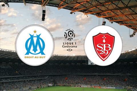 Marseille vs Brest 2h45 ngày 3011 Ligue 1 201920 hình ảnh