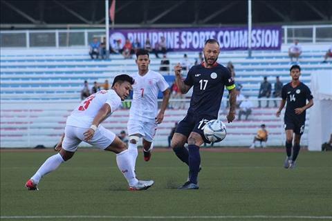 U22 Philippines vs U22 Malaysia 19h00 ngày 2911 SEA Games 30 hình ảnh