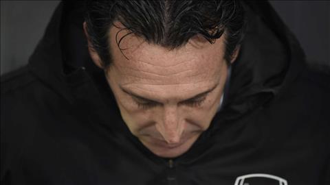 CHÍNH THỨC HLV Emery bị Arsenal sa thải hình ảnh