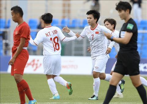 Kết quả SEA Games 30 hôm nay 2811 Nữ Việt Nam thắng Indo hình ảnh