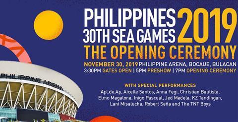 Lịch thi đấu bóng đá 3011 Khai mạc SEA Games 30 mấy giờ  hình ảnh