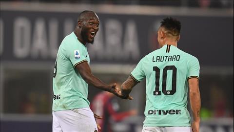 Bàn thắng kết quả Bologna vs Inter Milan 1-2 Serie A 201920 hình ảnh