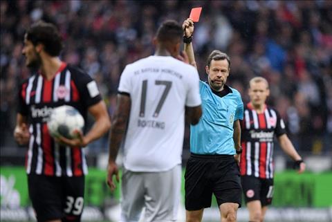 Bàn thắng kết quả Frankfurt vs Bayern Munich 5-1 Bundesliga hình ảnh