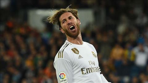 Trung vệ Ramos thất vọng vì không thể soán ngôi đầu của Barca hình ảnh