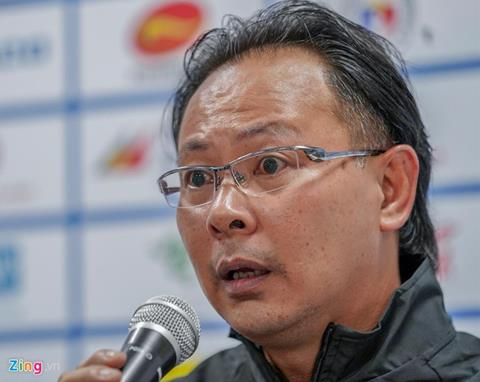 Thua chủ nhà Sea Games 2019, HLV U22 Malaysia vẫn nói cứng hình ảnh