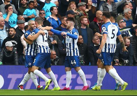 Nhan dinh Liverpool vs Brighton vong 14 Premier League 2019/20