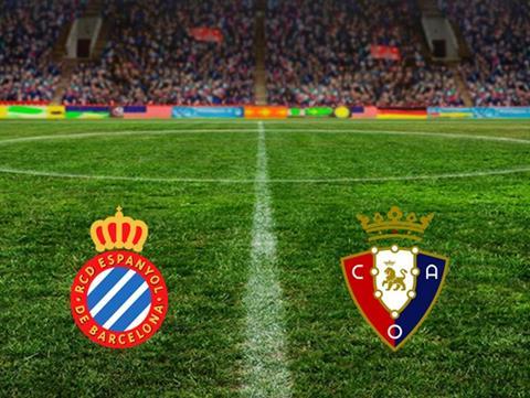Espanyol vs Osasuna 0h00 ngày 112 La Liga 201920 hình ảnh