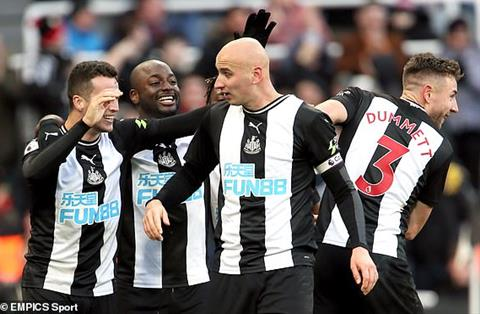 Thống kê Newcastle vs Man City - Vòng 14 Ngoại hạng Anh 201920 hình ảnh