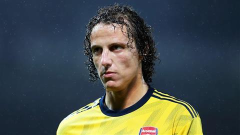 Trung vệ David Luiz nhận lỗi sau khi HLV Emery bị sa thải hình ảnh