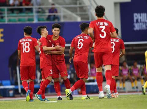 Đội hình U22 Việt Nam vs U22 Indonesia dự kiến hôm nay 2811 hình ảnh