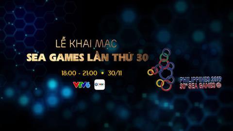 Link xem Khai mạc SEA Games 30 - Trực tiếp trên VTV6 mấy giờ hình ảnh