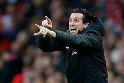 Arsenal sa thải Unai Emery vào thời điểm nào hình ảnh