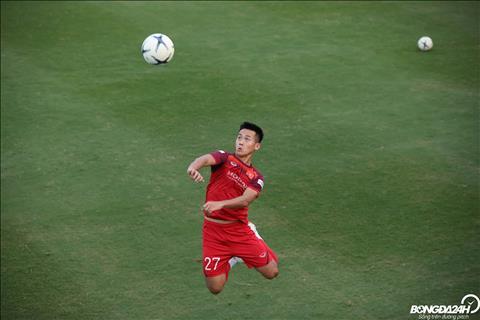 Ha Minh Tuan duoc danh gia co the la su thu nghiem cua thay Park trong hai tran dau toi.