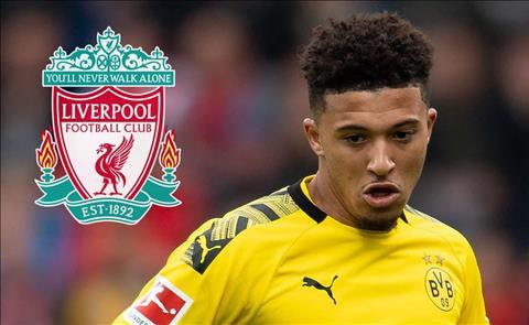 Liverpool muon co Sancho
