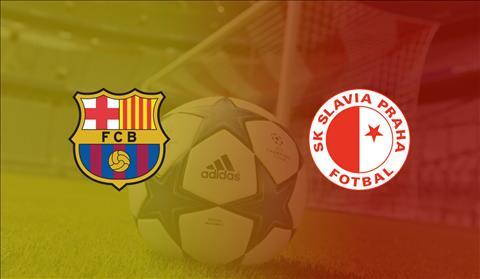 Trực tiếp bóng đá Cúp C1 Barca vs Slavia link xem K+PM hình ảnh