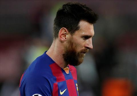 Hiep 2, Messi va dong doi van bat luc tot do