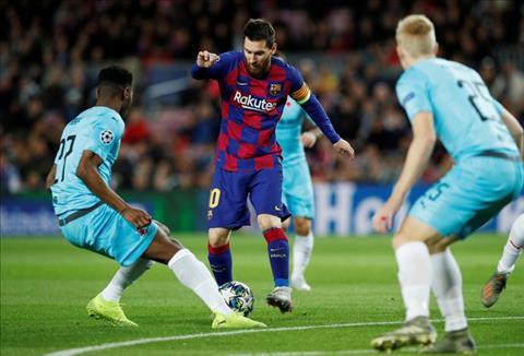 TRỰC TIẾP Barca 0-0 Slavia Praha (H2) Chờ đợi Messi khai thông bế tắc hình ảnh 2