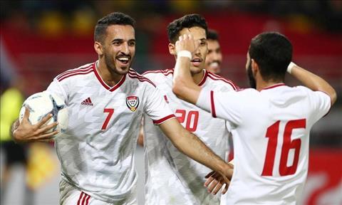 Đội tuyển UAE vắng 3 trụ cột trong trận gặp Việt Nam hình ảnh