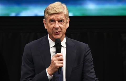 HLV Wenger len tieng ve kha nang dan dat Bayern Munich