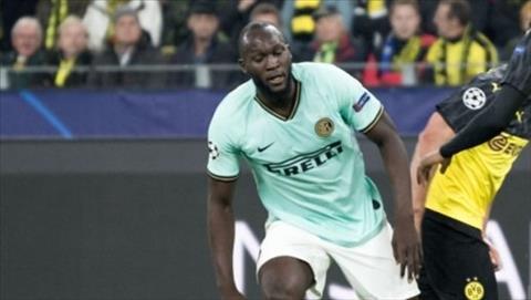 Romelu Lukaku bị chỉ trích sau trận thua Dortmund hình ảnh