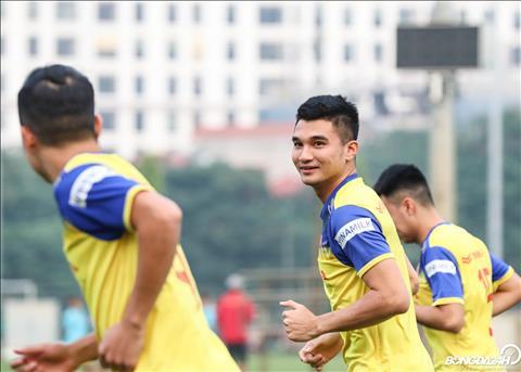 ẢNH Sau trận đấu tập nội bộ, ĐT Việt Nam tập luyện mà không có thầy Park hình ảnh 2