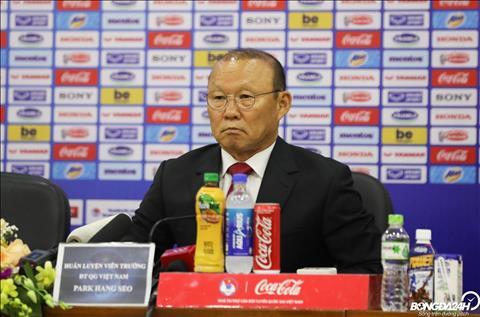 Họp báo công bố bản hợp đồng mới của HLV Park Hang Seo Các bên đã nói những gì hình ảnh 4