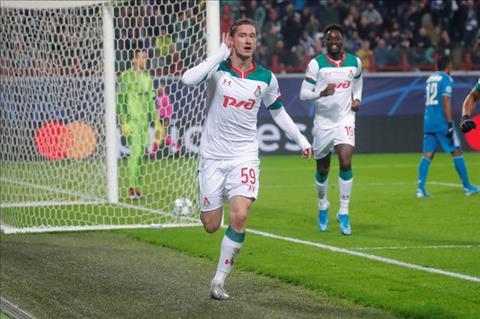 Lokomotiv 1-2 Juventus Thắng kịch tính, Lão bà chính thức giành quyền vào vòng 18 hình ảnh 2