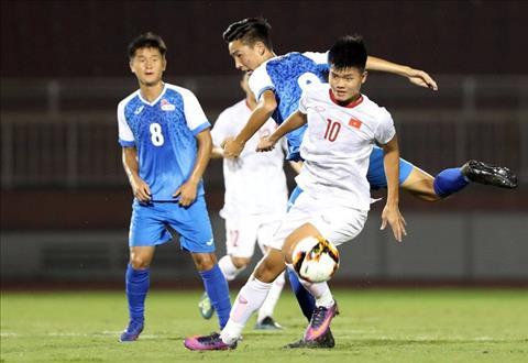 Lịch thi đấu bóng đá hôm nay 811 U19 Việt Nam vs U19 Guam hình ảnh
