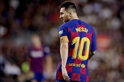 Messi và Barcelona: Phải chăng đã đến lúc nói lời chia tay? (p1)