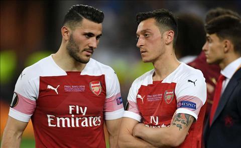 Thêm một tên cướp thừa nhận ra tay với Mesut Ozil và Kolasinac  hình ảnh
