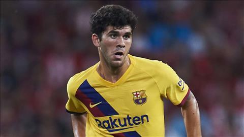 Carles Alena rời Barca vào tháng 1 năm 2020 hình ảnh