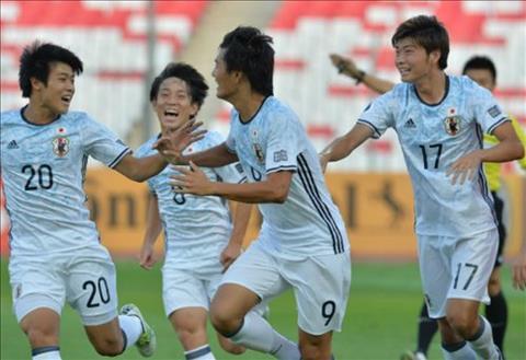 U19 Nhat Ban vs U19 Mong Co