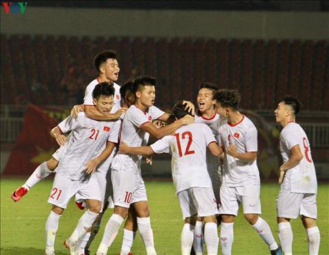 truc tiep U19 Viet Nam vs U19 Guam toi nay o dau ?