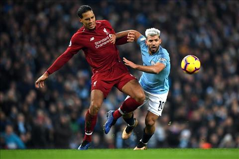 Liverpool vs Man City la tran cau tam diem vong 12