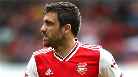 Sokratis Băng đội trưởng ở Arsenal không quan trọng hình ảnh
