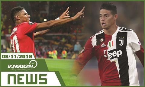 Tin tức bóng đá 24h hôm nay 811HLV MU báo tin vui về Pogba hình ảnh