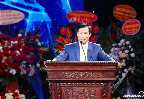 Bo truong Bo Van hoa, The thao va Du lich Nguyen Ngoc Thien