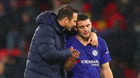 Lampard thách thức Kovacic ghi bàn đầu tiên cho Chelsea hình ảnh