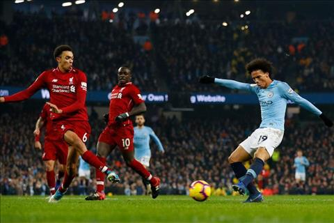 Lịch thi đấu hôm nay 10112019 - LTD Liverpool vs Man City hình ảnh