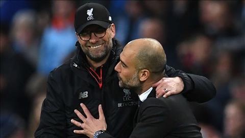 HLV Pep Guardiola phát biểu về trận Liverpool vs Man City hình ảnh