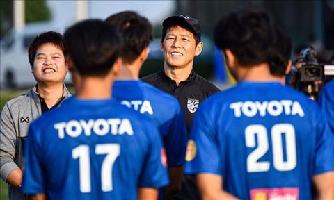 ĐT Thái Lan tính dùng đội hình B ở AFF Cup 2020 hình ảnh