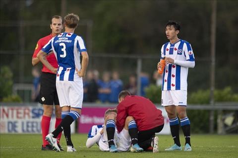 Đoàn Văn Hậu không muốn rời Heerenveen chỉ sau một mùa giải hình ảnh