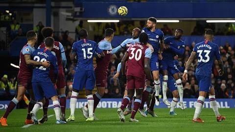 3 lý do khiến Chelsea ngã gục trước West Ham hình ảnh