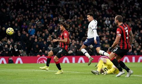 5 điểm nhấn Tottenham vs Bournemouth vòng 14 Ngoại hạng Anh  hình ảnh