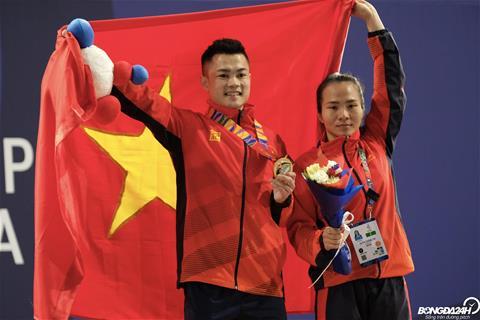 Nhật ký SEA Games 30 ngày hôm nay 112 TTVN đại thắng với 10 HCV, xếp thứ 2 sau chủ nhà Philippines hình ảnh 2