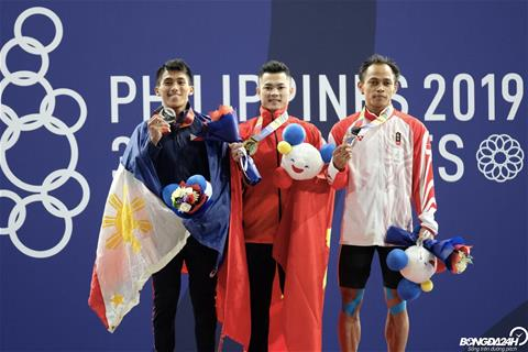 Nhật ký SEA Games 30 ngày hôm nay 112 TTVN đại thắng với 10 HCV, xếp thứ 2 sau chủ nhà Philippines hình ảnh 3