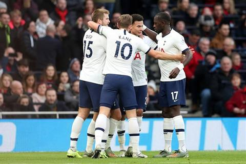 Tottenham 3-2 Bournemouth Thầy trò Mourinho nói gì về trận thắng hình ảnh