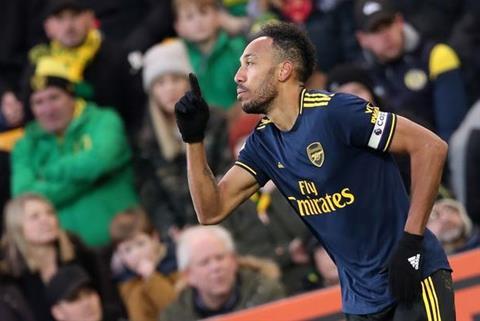 Tranh cãi Bàn thứ 2 của Norwich 2-2 Arsenal hợp lệ hay không hình ảnh
