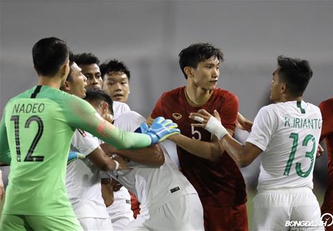 U22 Việt Nam 2-1 U22 Indonesia Thắng ngược đỉnh cao, U22 Việt Nam bảo vệ ngôi đầu bảng B hình ảnh 2