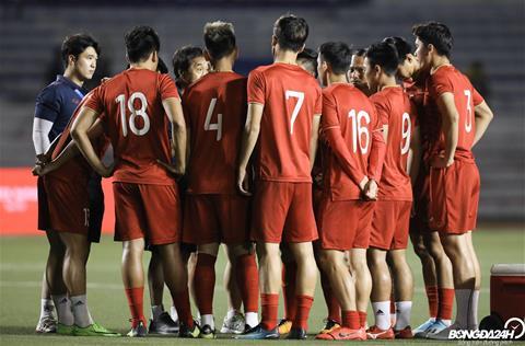 Tổng quan trước trận U22 Việt Nam vs U22 Indonesia SEA Games 30 hình ảnh